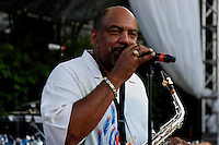 June 27, 2009:  Gerald Albright at the 'Rhythm on the Vine' charity event to benefit Shriners Children Hospital held at  the South Coast Winery Resort & Spa in Temecula, California..Photo by Nina Prommer/Milestone Photo