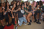 Nick Cannon Hosts Grand Opening Of Wild 'N Out Sports Bar & Arcade In South Beach