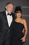 LOS ANGELES, CA - OCTOBER 27: Francois-Henri Pinault and Salma Hayek arrive at LACMA Art + Film Gala at LACMA on October 27, 2012 in Los Angeles, California.