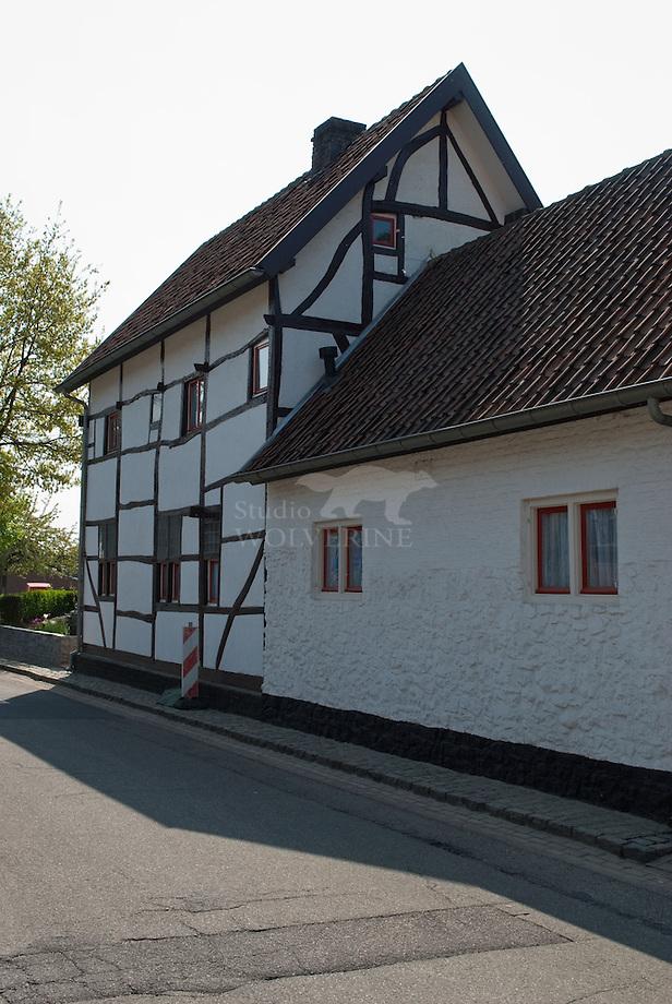 Vakwerkhuis te Herkenrade - Limburg
