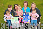 BED PUSH: Launching the Fundraising Bed Push and Fun Pub Quiz in aid of Bud's Family Resource Centre and Buddies Child Care, Ballyduff on Monday l-r: Katelynn McElligott, Katie McCabe, Kathy Bambury, Audrey Bambury, Jackie McSweeney, Bridget O'Connor and Marion Daly.