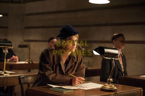 The Imitation Game (2014) <br /> Keira Knightley<br /> *Filmstill - Editorial Use Only*<br /> CAP/KFS<br /> Image supplied by Capital Pictures