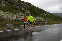 Race number 134 - Sindre Næss - Norseman 2012 - Photo by Justin Mckie Justinmckie@hotmail.com