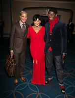 NEW YORK, NY - FEBRUARY 6: Jay Manuel and Kris Jenner attend The Heart Truth Red Dress Collection 2013 Fashion Show on February 6, 2013 in New York City. © Diego Corredor/MediaPunch Inc. ... /NortePhoto
