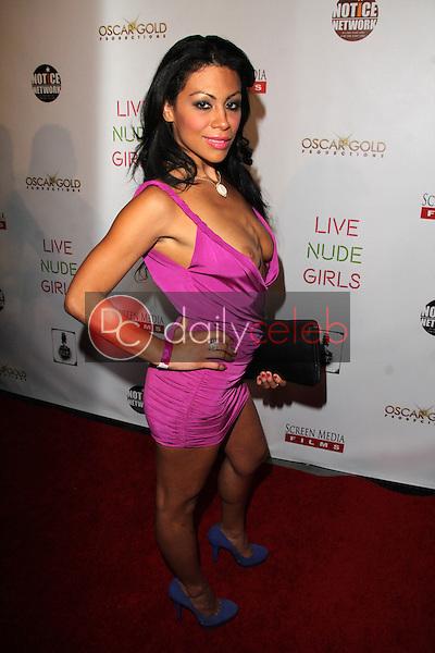 Cassandra Cruz<br /> at the &quot;Live Nude Girls&quot; Los Angeles Premiere, Avalon, Hollywood, CA 08-12-14<br /> David Edwards/DailyCeleb.com 818-249-4998