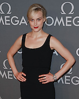 New York, NY - June 10 : Taylor Schilling attends the OMEGA Speedmaster Dark Side<br /> of the Moon Launch Event held at Cedar Lake on June 10, 2014 in<br /> New York City. Photo by Brent N. Clarke / Starlitepics