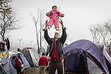 Flüchtlinge in Idomeni_08. März