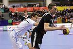 Fernandez vs Reichmann. GERMANY vs ARGENTINA: 31-27 - Preliminary Round - Group A