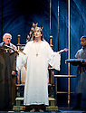 Richard II by William Shakespeare, A Royal Shakespeare Company Production directed by Gregory Doran. With Oliver Ford Davies as Duke of York, David Tennant as Richard II. Opens at The Royal Shakespeare Theatre, Stratford Upon Avon  on 17/10/13  pic Geraint Lewis