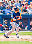 28 February 2017: Houston Astros outfielder Carlos Beltran in action during the Spring Training inaugural game against the Washington Nationals at the Ballpark of the Palm Beaches in West Palm Beach, Florida. The Nationals defeated the Astros 4-3 in Grapefruit League play. Mandatory Credit: Ed Wolfstein Photo *** RAW (NEF) Image File Available ***