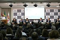 """SÃO PAULO, SP, 20.02.2019: POLÍTICA-SP: Bruno Covas, Prefeito de São Paulo, participa da cerimônia de abertura do """"SP International Business Day"""", nesta quarta-feira, 20. ( Foto: Charles Sholl/Brazil Photo Press/Folhapress)"""