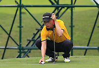 Ben Leong (MAS) in action on the 10th during Round 2 of the Maybank Championship at the Saujana Golf and Country Club in Kuala Lumpur on Friday 2nd February 2018.<br /> Picture:  Thos Caffrey / www.golffile.ie<br /> <br /> All photo usage must carry mandatory copyright credit (&copy; Golffile | Thos Caffrey)