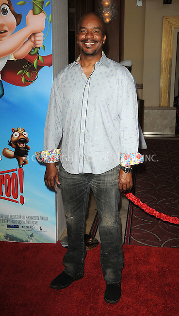 WWW.ACEPIXS.COM . . . . . ....April 16 2011, Los Angeles....Actor  David Alan Grier arriving at the 'HOODWINKED TOO! HOOD vs EVIL' Premiere Hosted by Heidi Klum, Maurice Kanbar and Harvey Weinstein at the Pacific Theaters at The Grove on April 16, 2011 in Los Angeles, CA....Please byline: PETER WEST - ACEPIXS.COM....Ace Pictures, Inc:  ..(212) 243-8787 or (646) 679 0430..e-mail: picturedesk@acepixs.com..web: http://www.acepixs.com