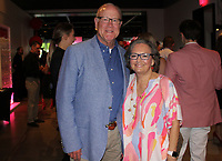 NWA Democrat-Gazette/CARIN SCHOPPMEYER Jim and Cathy Crouch attend the Red Shoe Soiree.