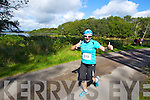 Margaret Furlong who took part in the Killarney Women's Mini Marathon on Saturday last.