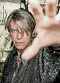 DAVID BOWIE - 2003.  Photo credit: GEMA Images/IconicPix