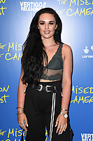 "Sam Lavery<br /> arriving for the premiere of ""The Miseducation of Cameron Post"" screening at Picturehouse Central, London<br /> <br /> ©Ash Knotek  D3424  22/08/2018"