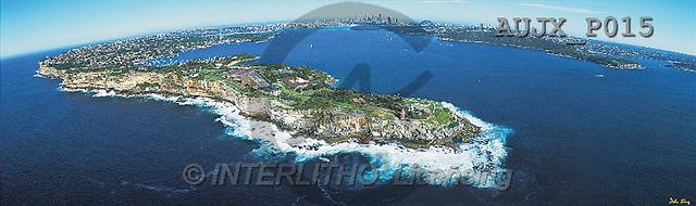Dr. Xiong, LANDSCAPES, panoramic, photos, Sydney Harbour, Australia(AUJXP015,#L#)