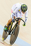 Diego Andres Pena Daza of the Colombia team competes in the Men's Sprint - Qualifying as part of the 2017 UCI Track Cycling World Championships on 14 April 2017, in Hong Kong Velodrome, Hong Kong, China. Photo by Chris Wong / Power Sport Images