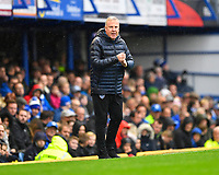 Portsmouth Manager Kenny Jackett during Portsmouth vs Gillingham, Sky Bet EFL League 1 Football at Fratton Park on 12th October 2019