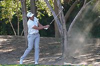 Nacho Elvira (ESP) on the 5th during Round 2 of the Abu Dhabi HSBC Championship 2020 at the Abu Dhabi Golf Club, Abu Dhabi, United Arab Emirates. 17/01/2020<br /> Picture: Golffile   Thos Caffrey<br /> <br /> <br /> All photo usage must carry mandatory copyright credit (© Golffile   Thos Caffrey)