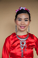 Nuden Bunchomphu, Thai Cultural Society, Chinese New Year 2018, Chinatown, Seattle, WA, USA.
