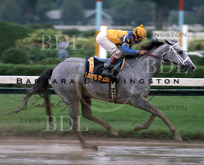 1986 at Saratoga Race Course