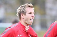 12.11.2014: Eintracht Frankfurt Training