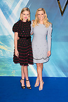 Ava Phillippe and Reese Witherspoon attend A WRINKLE IN TIME European Premiere - London, UK  March 13, 2018. Credit: Ik Aldama/DPA/MediaPunch ***FOR USA ONLY***