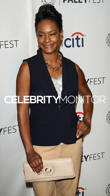 "HOLLYWOOD, LOS ANGELES, CA, USA - MARCH 27: Sufe Bradshaw at the 2014 PaleyFest - ""Veep"" held at Dolby Theatre on March 27, 2014 in Hollywood, Los Angeles, California, United States. (Photo by Celebrity Monitor)"