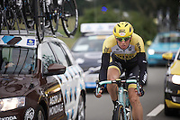 Sep Vanmarcke (BEL/LottoNL-Jumbo)<br /> <br /> Brussels Cycling Classic 2015