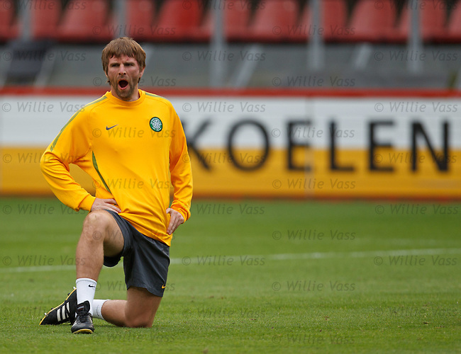 A big yawn from Paddy McCourt