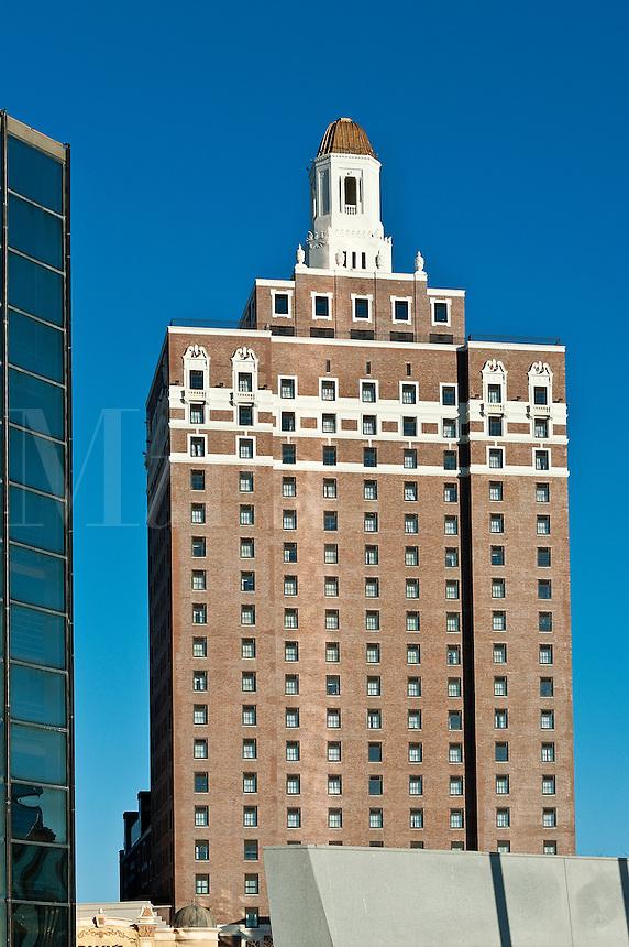 Claridge hotel and casino, Atlantic City, New Jersey, NJ, USA