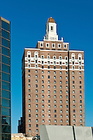 Claridge hotel and casino, Atlantic City, New Jersey, NJ, USA