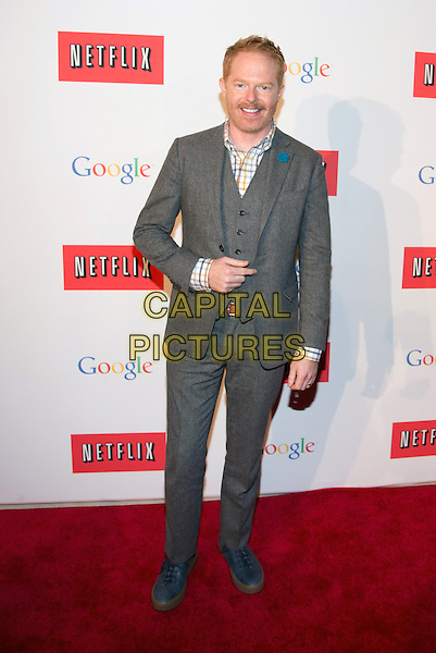 WASHINGTON, DC - MAY 2: Jesse Tyler Ferguson attending the Google and Netflix party to celebrate White House Correspondents' Dinner on May 2, 2014 in Washington, DC.  <br /> CAP/MPI/RTNMelvin<br /> &copy;RTNMelvin/MediaPunch/Capital Pictures