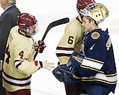 121109-University of Notre Dame Fighting Irish at Boston College Eagles