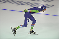 SPEEDSKATING: CALGARY: 12-11-2015, Olympic Oval, training, Erik Jan Kooiman, ©foto Martin de Jong
