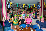 All Ireland Day : Kerry fans  enjoying the All Ireland at Christy's Bar, Listowel on Sunday last.