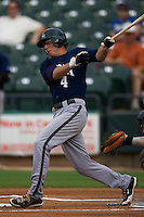 Raynor, John 3006.jpg.  PCL baseball featuring the New Orleans Zephyrs at Round Rock Express  at Dell Diamond on June 19th 2009 in Round Rock, Texas. Photo by Andrew Woolley.