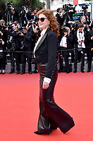 www.acepixs.com<br /> <br /> May 18 2017, Cannes<br /> <br /> Susan Sarandon arriving at a screening of 'Loveless'  during the 70th annual Cannes Film Festival at Palais des Festivals on May 18, 2017 in Cannes, France<br /> <br /> By Line: Famous/ACE Pictures<br /> <br /> <br /> ACE Pictures Inc<br /> Tel: 6467670430<br /> Email: info@acepixs.com<br /> www.acepixs.com