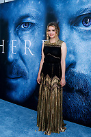 "LOS ANGELES - JUL 12:  Hannah Murray at the ""Game of Thrones"" Season 7 Premiere Screening at the Walt Disney Concert Hall on July 12, 2017 in Los Angeles, CA"