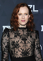 NEW YORK, NY - DECEMBER 4:  Karen Elson at the 32nd FN Achievement Awards at the IAC Building in New York City on December 4, 2018.  <br /> CAP/MPI/JP<br /> &copy;JP/MPI/Capital Pictures