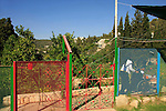 Israel, Ein Karem, St. Vincent, a home for physically or mentally handicapped children, founded in 1954