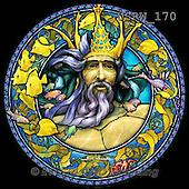 Randy, STILL LIFE STILLLEBEN, NATURALEZA MORTA, paintings+++++SG-Neptune,USRW170,#i# stained glass
