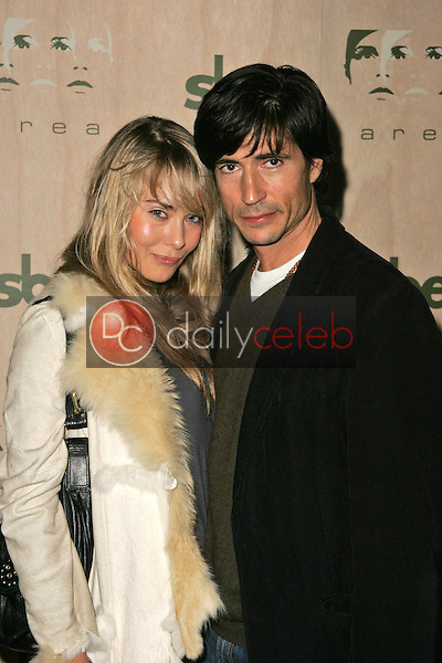 Billy Wirth and friend<br />at the Opening of &quot;Area&quot; Nightclub. Area, West Hollywood, CA. 09-28-06<br />Dave Edwards/DailyCeleb.com 818-249-4998