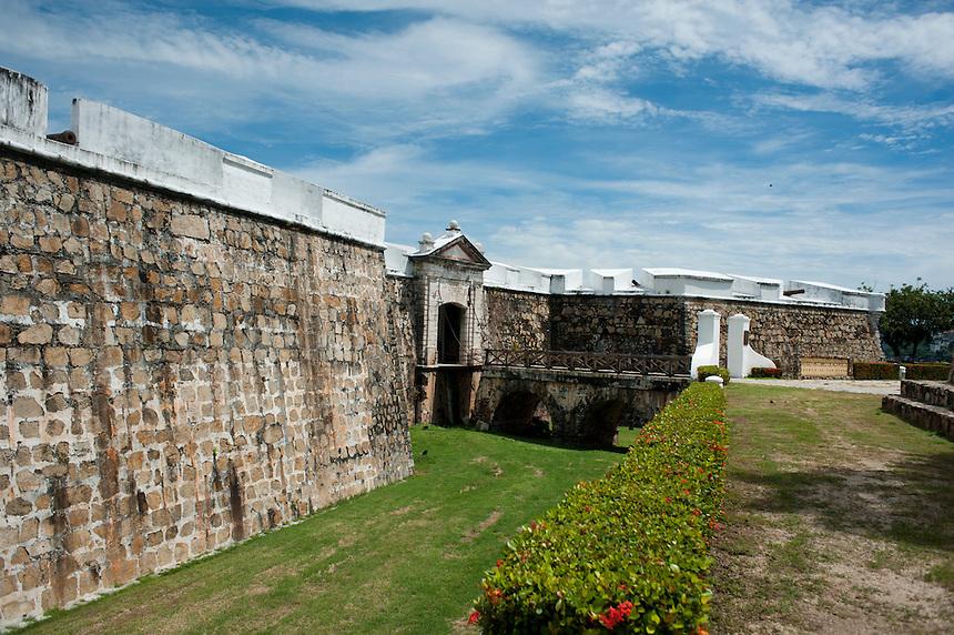 San Diego fort, Acapulco, Guerrero, Mexico