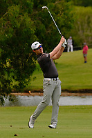 Matthew Griifin (AUS) on the 3rd fairway during round 2 of the Australian PGA Championship at  RACV Royal Pines Resort, Gold Coast, Queensland, Australia. 20/12/2019.<br /> Picture TJ Caffrey / Golffile.ie<br /> <br /> All photo usage must carry mandatory copyright credit (© Golffile | TJ Caffrey)