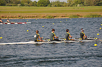 Wallingford Rowing Club Regatta 2011. Dorney..(J18A.4x-).Windsor Boys School - A (390)