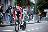 Frederik Frison (BEL/Lotto Soudal)<br /> <br /> Baloise Belgium Tour 2019<br /> Stage 3: ITT Grimbergen – Grimbergen 9.2km<br /> ©kramon