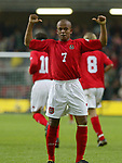 Wales v Germany 2002